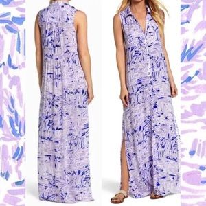 Lilly Pulitzer Ezra Maxi Dress
